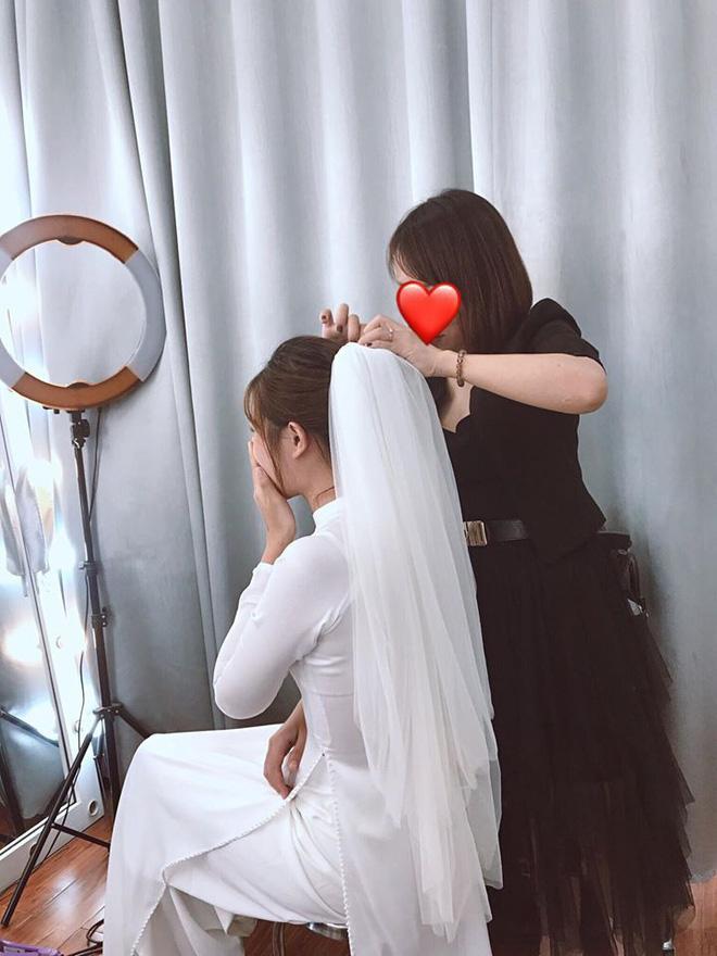 Bạn gái Phan Văn Đức chính thức khoe ảnh cưới, thần thái của cô dâu hạ gục bao người-3