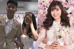 Bạn gái Phan Văn Đức chính thức khoe ảnh cưới, thần thái của cô dâu hạ gục bao người