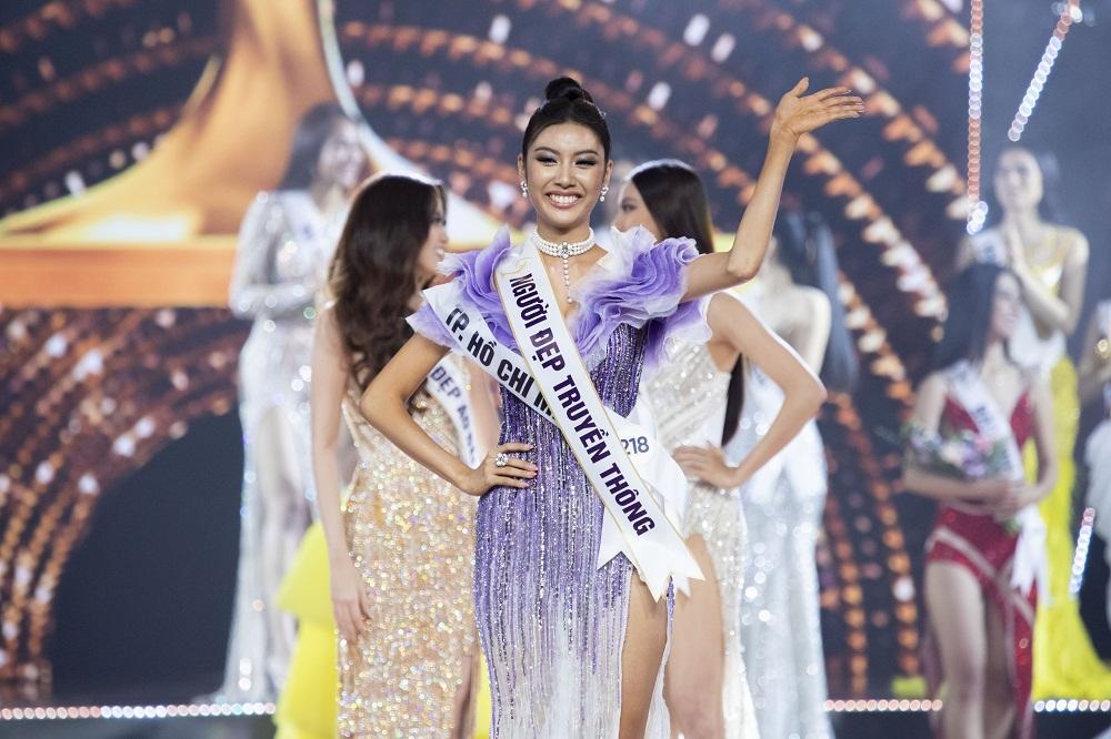 Giám khảo lên tiếng khi Nguyễn Trần Khánh Vân bị chê ứng xử nhạt vẫn đăng quang hoa hậu-3