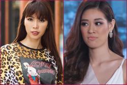 Hà Anh tiết lộ muốn cho con thi hoa hậu, ngầm bất mãn kết quả Hoa hậu Hoàn vũ Việt Nam 2019?