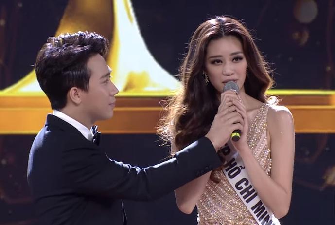 Trấn Thành hết lời khen ngợi Nguyễn Trần Khánh Vân, Hari Won lập tức kèn cựa tân hoa hậu-3