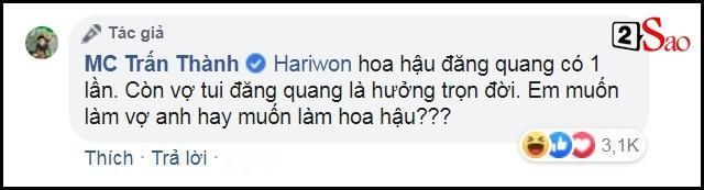 Trấn Thành hết lời khen ngợi Nguyễn Trần Khánh Vân, Hari Won lập tức kèn cựa tân hoa hậu-5