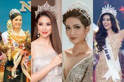 Nguyễn Trần Khánh Vân là Hoa hậu Hoàn vũ Việt Nam kém sắc nhất trong lịch sử?