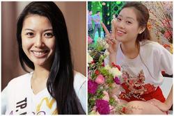 Nhan sắc ít son phấn của top 3 Hoa hậu Hoàn vũ Việt Nam