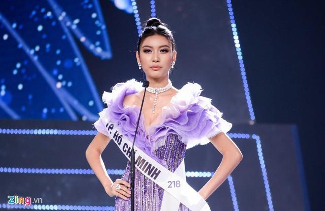 Nghi vấn thí sinh biết trước câu hỏi ứng xử tại Hoa hậu Hoàn vũ 2019-1