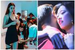 Hoa hậu Hoàn vũ Việt Nam Khánh Vân đóng hài cùng Hoài Linh-1