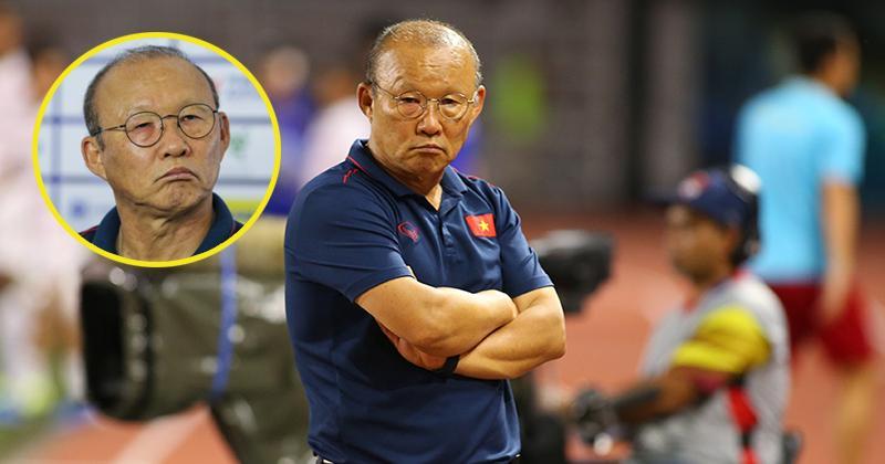 Thầy Park gặp vấn đề sức khỏe trước trận chung kết với U22 Indonesia: Tôi bị đau mắt nhưng tất cả sẽ không sao-1