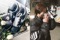 Đôi giày hoa cúc của G-Dragon hiện có giá lên tới 500 triệu đồng?