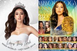 Missosology xếp Lương Thùy Linh vào Top 4 Miss World 2019: Vương miện đang đến rất gần