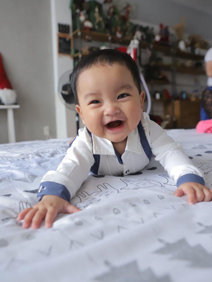 7 tháng sau sinh con thứ 3, Hải Băng lần đầu tâm sự đầy xúc động-1