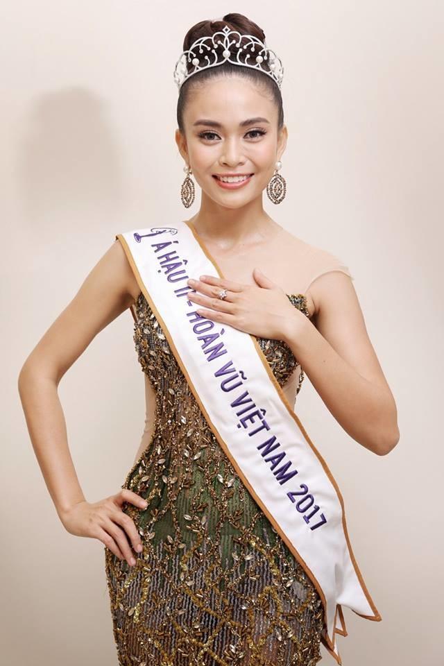 So kè diễn xuất của 4 người đẹp thành danh từ Hoa hậu Hoàn vũ Việt Nam: Thùy Lâm nổi bật, Khánh Vân nhạt nhòa-3