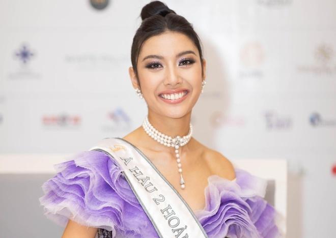 So kè diễn xuất của 4 người đẹp thành danh từ Hoa hậu Hoàn vũ Việt Nam: Thùy Lâm nổi bật, Khánh Vân nhạt nhòa-5