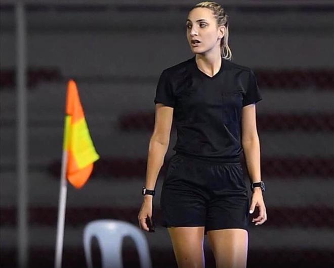 Nữ trọng tài được tìm kiếm sau chung kết bóng đá nữ SEA Games-6