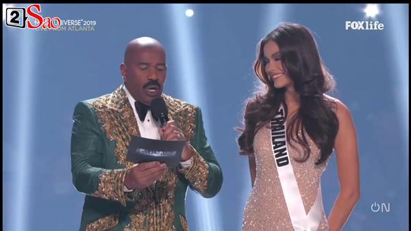 Công bố 5 thí sinh Châu Á + Châu Phi lọt top 20, Hoàng Thùy có tên-6