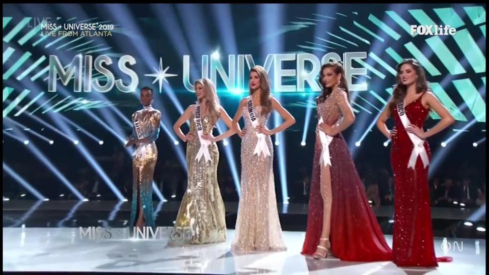 Công bố top 5 người đẹp thi ứng xử-1
