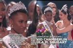 Nhan sắc độc và lạ của cô gái Nam Phi vừa đăng quang Hoa hậu Hoàn vũ 2019-22