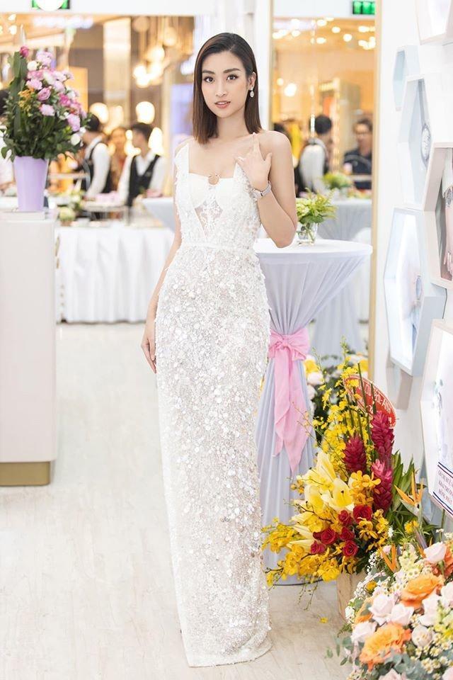 Vừa đăng quang, Hoa hậu Hoàn vũ Khánh Vân bất ngờ bị so sánh với Hoa hậu Việt Nam 2016 Đỗ Mỹ Linh-3