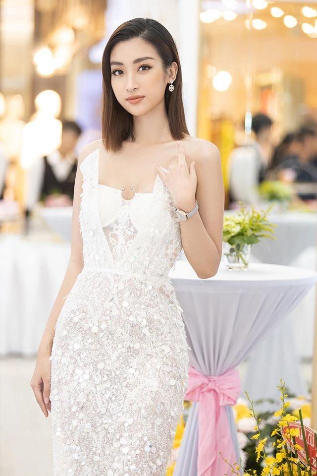 Vừa đăng quang, Hoa hậu Hoàn vũ Khánh Vân bất ngờ bị so sánh với Hoa hậu Việt Nam 2016 Đỗ Mỹ Linh-4
