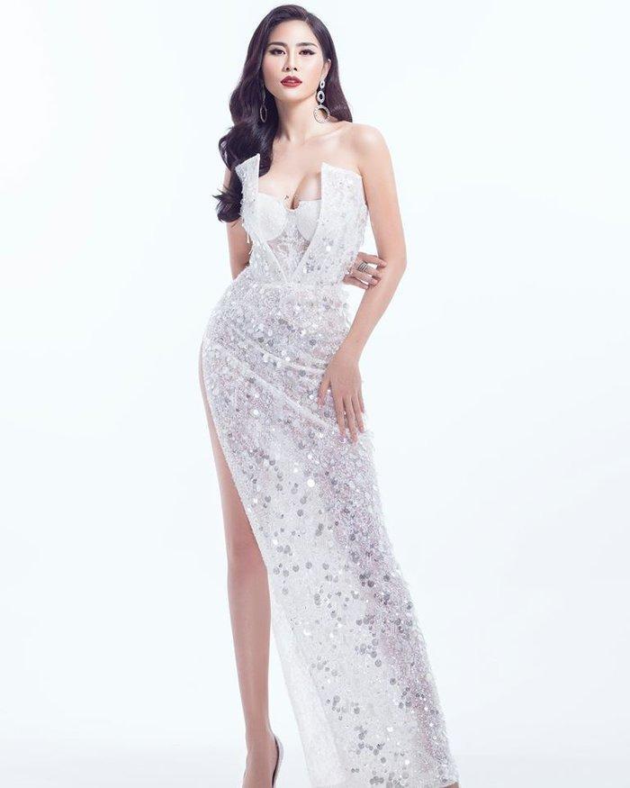 Vừa đăng quang, Hoa hậu Hoàn vũ Khánh Vân bất ngờ bị so sánh với Hoa hậu Việt Nam 2016 Đỗ Mỹ Linh-7