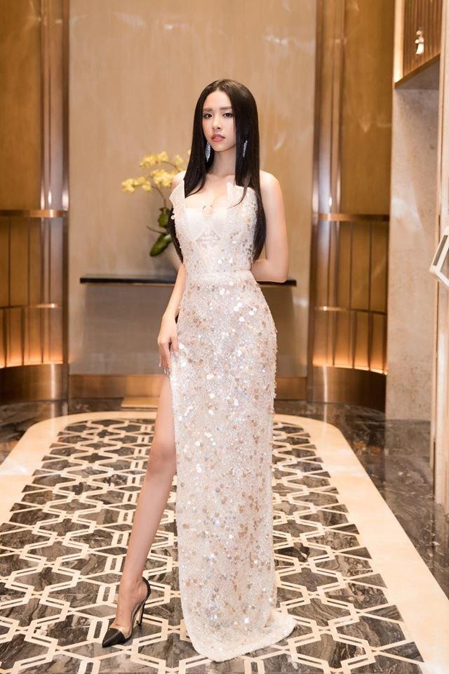 Vừa đăng quang, Hoa hậu Hoàn vũ Khánh Vân bất ngờ bị so sánh với Hoa hậu Việt Nam 2016 Đỗ Mỹ Linh-5