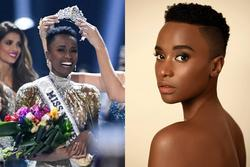 Nhan sắc 'độc và lạ' của cô gái Nam Phi vừa đăng quang Hoa hậu Hoàn vũ 2019