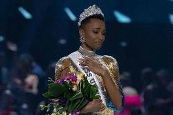 Người đẹp Nam Phi bất ngờ đăng quang Hoa hậu Hoàn vũ 2019, Hoàng Thùy dừng chân top 20