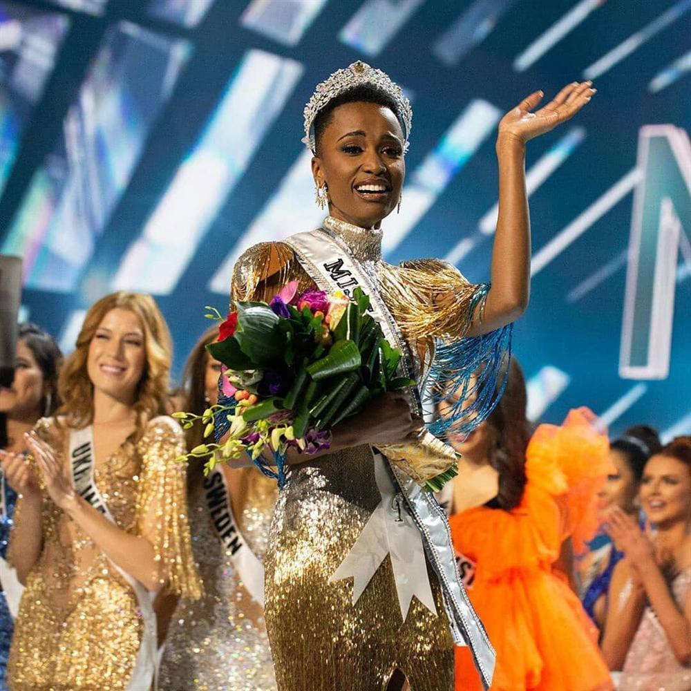 Nam Phi đăng quang Hoa hậu Hoàn vũ 2019-3