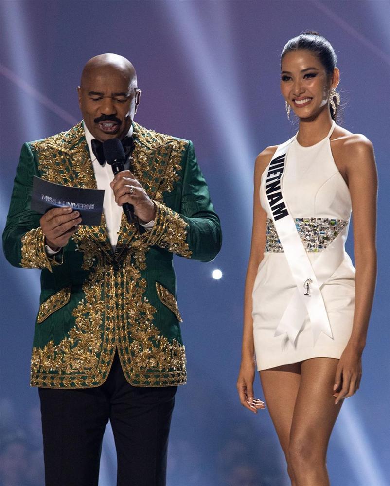 Hoàng Thùy lọt top 20 Miss Universe 2019, HHen Niê thở dài: Buồn quá! Em muốn thấy chị walk nhiều hơn-1