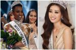 Pha đụng hàng hi hữu: Khánh Vân và Tân hoa hậu thế giới 2019 cùng đeo một 'bảo bối' may mắn