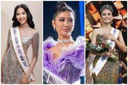 'Mẫu số chung' cho những người mẫu nổi tiếng 'đi săn' vương miện: Cao nhất cũng chỉ ở ngôi Á