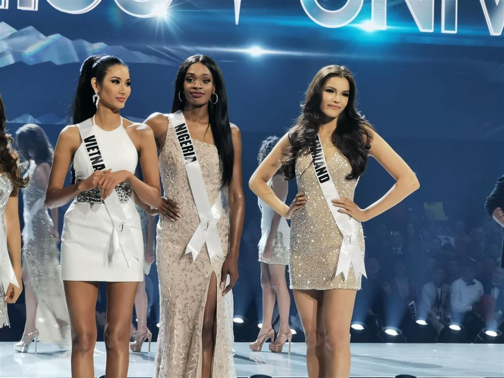 Lộ bảng điểm Miss Universe 2019, Hoàng Thùy cách top 10 chỉ một bước chân?-2