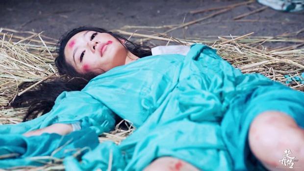 Diễn xuất của mỹ nhân Trung Quốc qua cảnh bị tấn công-3