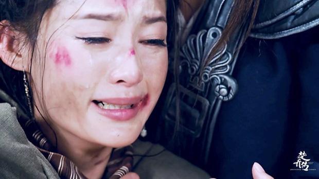 Diễn xuất của mỹ nhân Trung Quốc qua cảnh bị tấn công-4