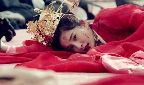 Diễn xuất của mỹ nhân Trung Quốc qua cảnh bị tấn công-6