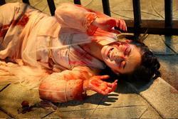 Diễn xuất của mỹ nhân Trung Quốc qua cảnh bị tấn công