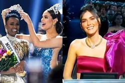 Bản tin Hoa hậu Hoàn vũ 9/12: 90 thí sinh Miss Universe không đẹp bằng một giám khảo ngồi dưới khán đài