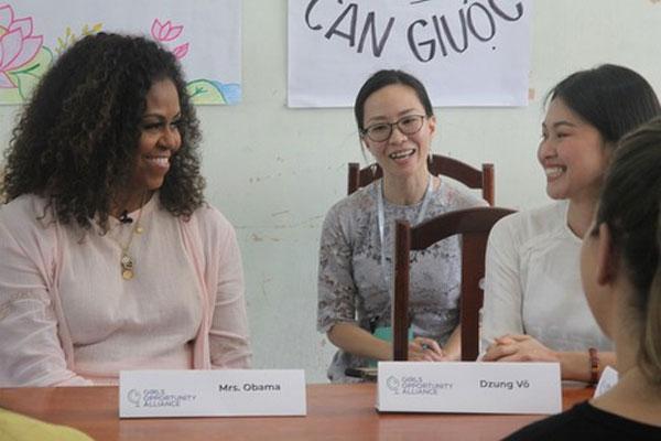 Vợ chồng cựu Tổng thống Mỹ Obama đến Việt Nam làm gì?-1