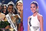 Ảnh hiếm của Hoàng Thùy tại chung kết Miss Universe 2019: Diện đầm đẹp nhưng không có cơ hội catwalk-10