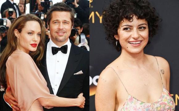 Đã ly hôn nhưng Angelina Jolie vẫn nổi cơn ghen lồng lộn, mỉa mai người tình tin đồn kém 25 tuổi của Brad Pitt?-1