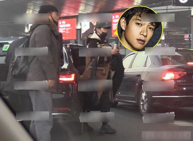 Dương Mịch và trai trẻ Ngụy Đại Huân bị phát hiện qua đêm ở cùng khách sạn-3