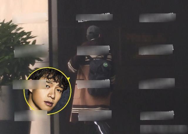 Dương Mịch và trai trẻ Ngụy Đại Huân bị phát hiện qua đêm ở cùng khách sạn-4