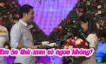 Chàng trai mang bún đậu mắm tôm đi tỏ tình bạn gái nhưng hành động của 2 MC Quyền Linh và Hồng Vân mới buồn cười