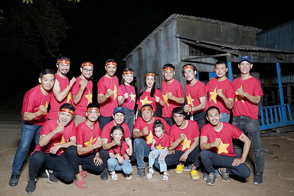 Lý Hải, Mạc Văn Khoa và dàn sao Việt dự đoán tỷ số trận chung kết Sea Games 30-1