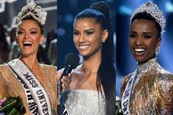 CHOÁNG NGỢP: Nam Phi đoạt 2 vương miện Hoa hậu Hoàn vũ chỉ trong vòng 3 năm