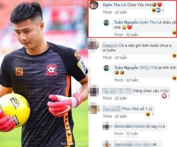 Trước trận đấu sinh tử với Indonesia, thủ môn Văn Toản tiết lộ điểm yêu nhất trên người bạn gái hơn tuổi-2