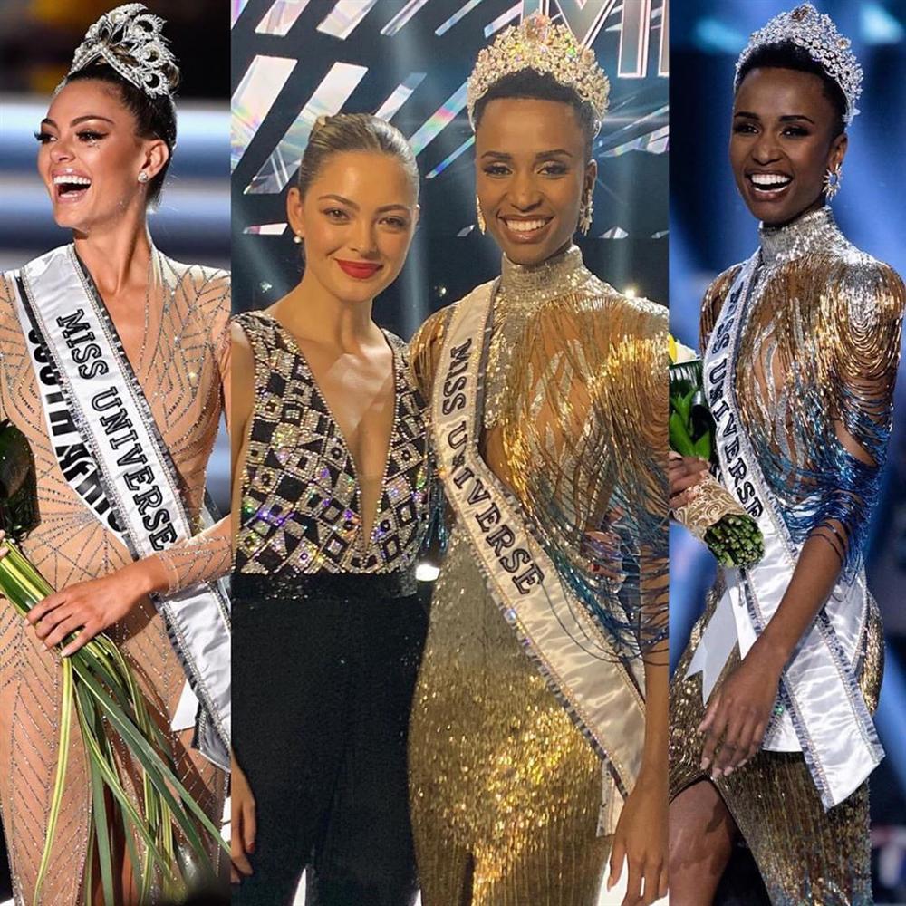 CHOÁNG NGỢP: Nam Phi đoạt 2 vương miện Hoa hậu Hoàn vũ chỉ trong vòng 3 năm-14
