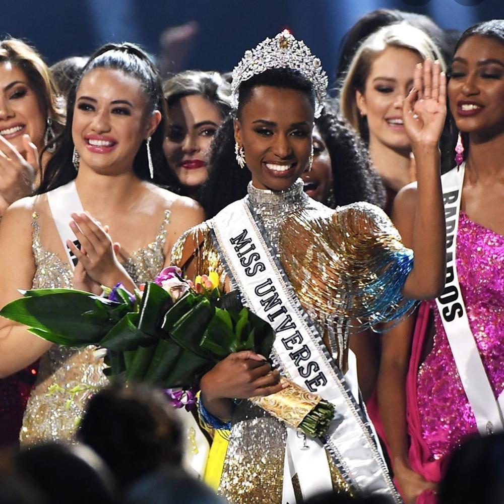 CHOÁNG NGỢP: Nam Phi đoạt 2 vương miện Hoa hậu Hoàn vũ chỉ trong vòng 3 năm-11