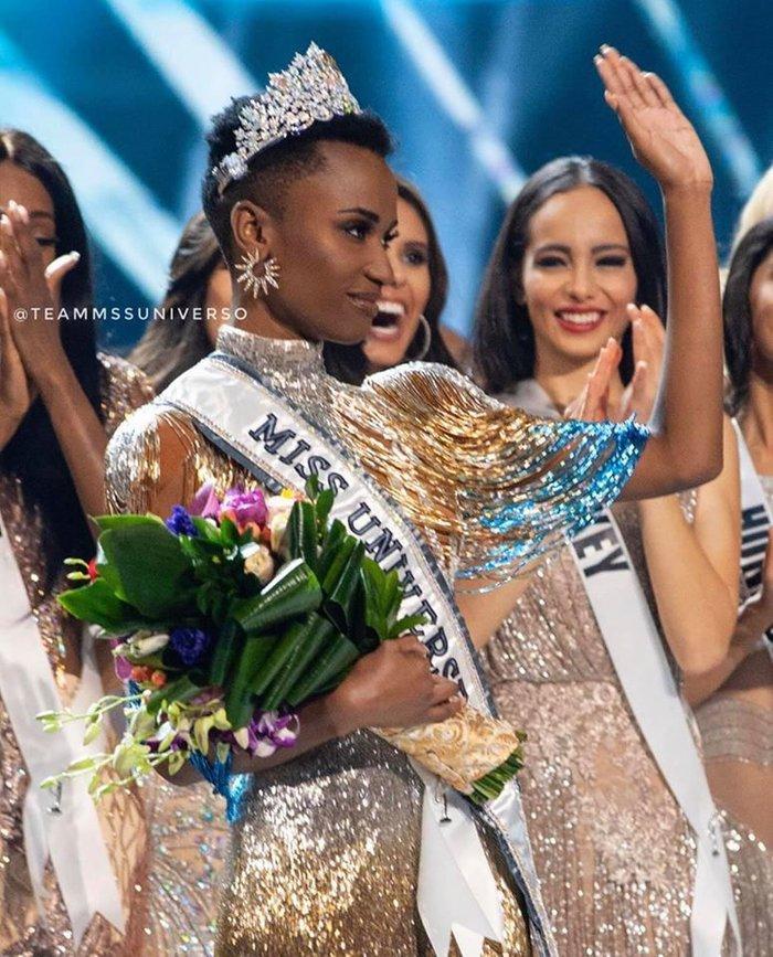 CHOÁNG NGỢP: Nam Phi đoạt 2 vương miện Hoa hậu Hoàn vũ chỉ trong vòng 3 năm-12
