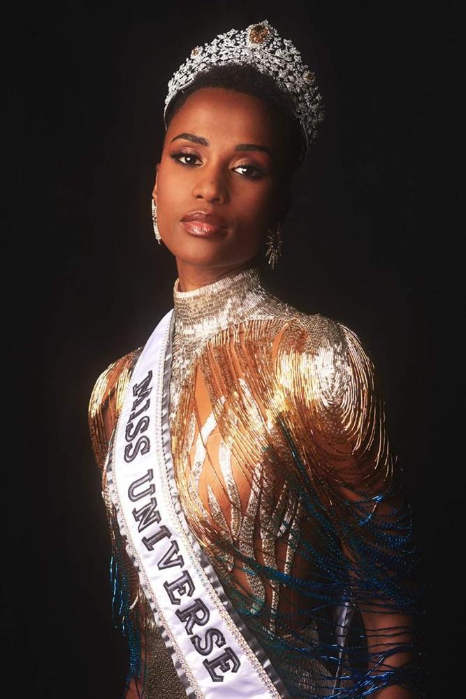 CHOÁNG NGỢP: Nam Phi đoạt 2 vương miện Hoa hậu Hoàn vũ chỉ trong vòng 3 năm-13