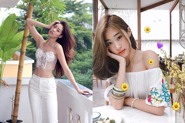 Tưởng nhan sắc khó đụng, ai ngờ tân hoa hậu Nguyễn Trần Khánh Vân lại giống rất nhiều người-8